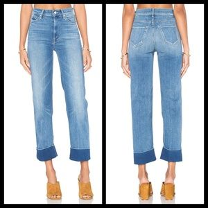 Mother marveric cuff Jean's size 26